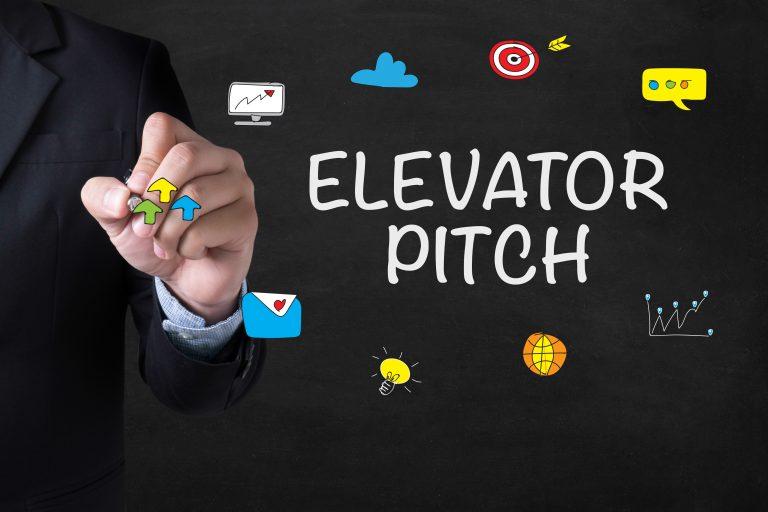 ELEVATOR PITCH Patricia Carneiro